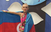 "Azerbaijani gymnast wins silver in Hungary <span class=""color_red"">[PHOTO]</span>"