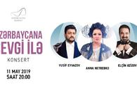Opera stars to perform at Heydar Aliyev Center