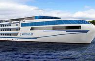 Caspian cruise Treasures of the East delayed