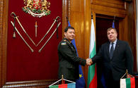 "Chief of Azerbaijan's General Staff meets Bulgarian defense minister <span class=""color_red"">[PHOTO]</span>"
