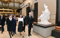 """Azerbaijan's First VP Mehriban Aliyeva, French Culture Minister visit Orsay Museum <span class=""""color_red"""">[UPDATE]</span>"""