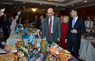 Heads of diplomatic missions celebrate Novruz