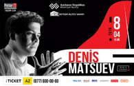 Denis Matsuev: For me piano is a living being