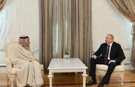 "Azerbaijani president receives chairman of Board of Directors King Faisal Center for Research and Islamic Studies <span class=""color_red"">[UPDATE]</span>"