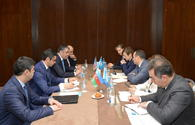 ICT co-op with UN Development Program discussed in Azerbaijan