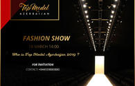 "Final night of Top Model Azerbaijan 2019 due in Baku <span class=""color_red"">[PHOTO]</span>"