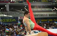 """Final competitions of FIG Artistic Gymnastics World Cup continue in Baku <span class=""""color_red"""">[PHOTO]</span>"""
