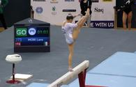 "Last day of FIG Artistic Gymnastics World Cup kicks off in Baku <span class=""color_red"">[PHOTO]</span>"