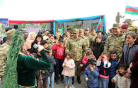 "Azerbaijan's Defense Minister takes part in Open Doors Day <span class=""color_red"">[PHOTO/VIDEO]</span>"