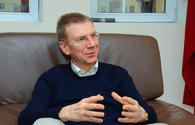 FM: Latvia would welcome investments from Azerbaijan in ports, logistics centres