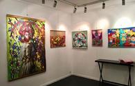 "Azerbaijani artists showcase their works in Paris <span class=""color_red"">[PHOTO]</span>"