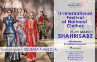 "Azerbaijani designer to present her collection in Uzbekistan <span class=""color_red"">[VIDEO]</span>"
