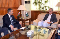 "Azerbaijan, Pakistan discuss development of military cooperation <span class=""color_red"">[PHOTO]</span>"