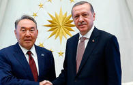 Turkey's Erdogan wishes Nursultan Nazarbayev Happy Novruz