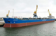 "Zangezur tanker overhauled in Azerbaijan <span class=""color_red"">[PHOTO]</span>"