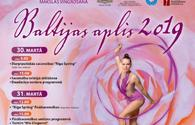Azerbaijani gymnasts to compete at Baltic Hoop 2019