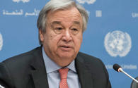 UN Sec. Gen. welcomes first meeting between Azerbaijani president and Armenian PM