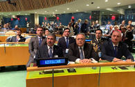 Azerbaijani Defense Minister attends UN Peacekeeping Ministerial Conference