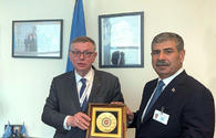 Azerbaijani Defense Minister meets with UN Assistant Secretary-General