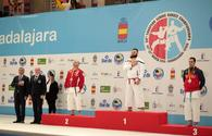 Azerbaijani para-karate fighter conquered European Championship