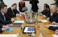 "Iranian oil minister holds talks in Moscow <span class=""color_red"">[PHOTO]</span>"