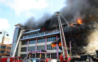 Banks to write off penalties on loans of businessmen of burnt down shopping center in Baku