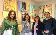 "Exhibition of Azerbaijani artists stuns Parisians <span class=""color_red"">[PHOTO]</span>"