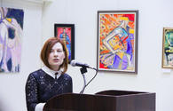 "Exhibition inspired by ballet art opens in Baku <span class=""color_red"">[PHOTO]</span>"