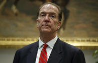 World Bank board elects Treasury's Malpass as next president