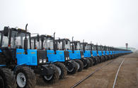 Kazakhstan may purchase tractors from Indian companies