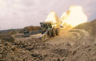 "Artillery units of Azerbaijani Armed Forces conduct live-fire exercises <span class=""color_red"">[PHOTO/VIDEO]</span>"
