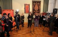 "Azerbaijan's traditional art highlighted in Moscow <span class=""color_red"">[PHOTO]</span>"