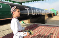Turkmenistan resumes gas exports to Russia