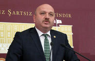 Turkish MP: Armenia should withdraw from occupied territories of Azerbaijan