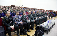 "Director General of NATO's International Military Staff visits Azerbaijan's War College <span class=""color_red"">[PHOTO]</span>"
