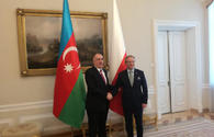 "Mammadyarov meets with Secretary of State of Poland <span class=""color_red"">[PHOTO]</span>"