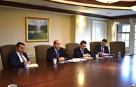 "Structural Economic Reforms in Azerbaijan discussed in US <span class=""color_red"">[PHOTO]</span>"