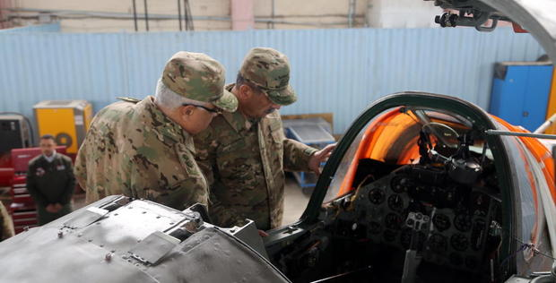 """Air Force Training Center opens in Azerbaijan <span class=""""color_red"""">[PHOTO/VIDEO]</span>"""