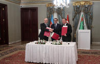 "Azerbaijan, Turkmenistan, Turkey to cooperate in alternative energy <span class=""color_red"">[PHOTO]</span>"