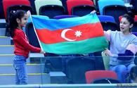 Azerbaijani gymnasts reach finals of AGF 2nd Junior Trophy in ball exercises