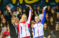 "Award ceremony of AGF Junior Trophy in individual all-around held in Baku <span class=""color_red"">[PHOTO]</span>"
