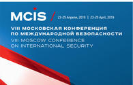Azerbaijan to participate in international security conference in Moscow