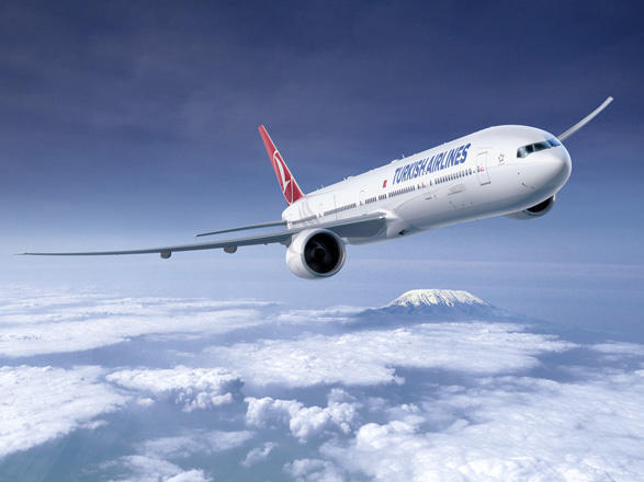 Turkish Airlines Launches New Flight To Azerbaijan