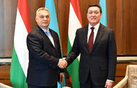 Kazakh, Hungarian PMs discuss cooperation