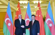 "Ilham Aliyev: Azerbaijan actively promoted ""One Belt, One Road"" project within initiatives put forward"