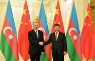 Xi Jinping talks successful domestic, foreign policies in Azerbaijan under President Ilham Aliyev