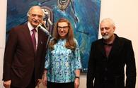 "Exhibition of national artist opens in Moscow <span class=""color_red"">[PHOTO]</span>"