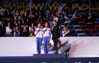 "Award ceremony of World Cup in individual all-around held in Baku <span class=""color_red"">[PHOTO]</span>"