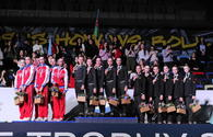 "Winners in group exercises of FIG Rhythmic Gymnastics World Cup awarded in Baku <span class=""color_red"">[PHOTO]</span>"