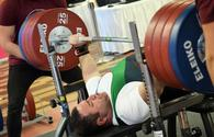 Azerbaijani powerlifters grab gold medals at World Cup
